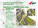 international specification for sprint orienteering maps