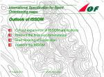 international specification for sprint orienteering maps15