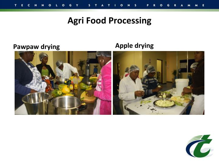 Agri Food Processing