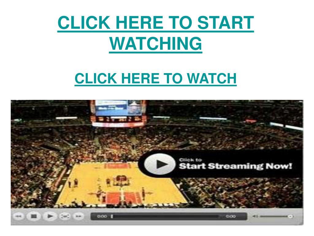 CLICK HERE TO START WATCHING