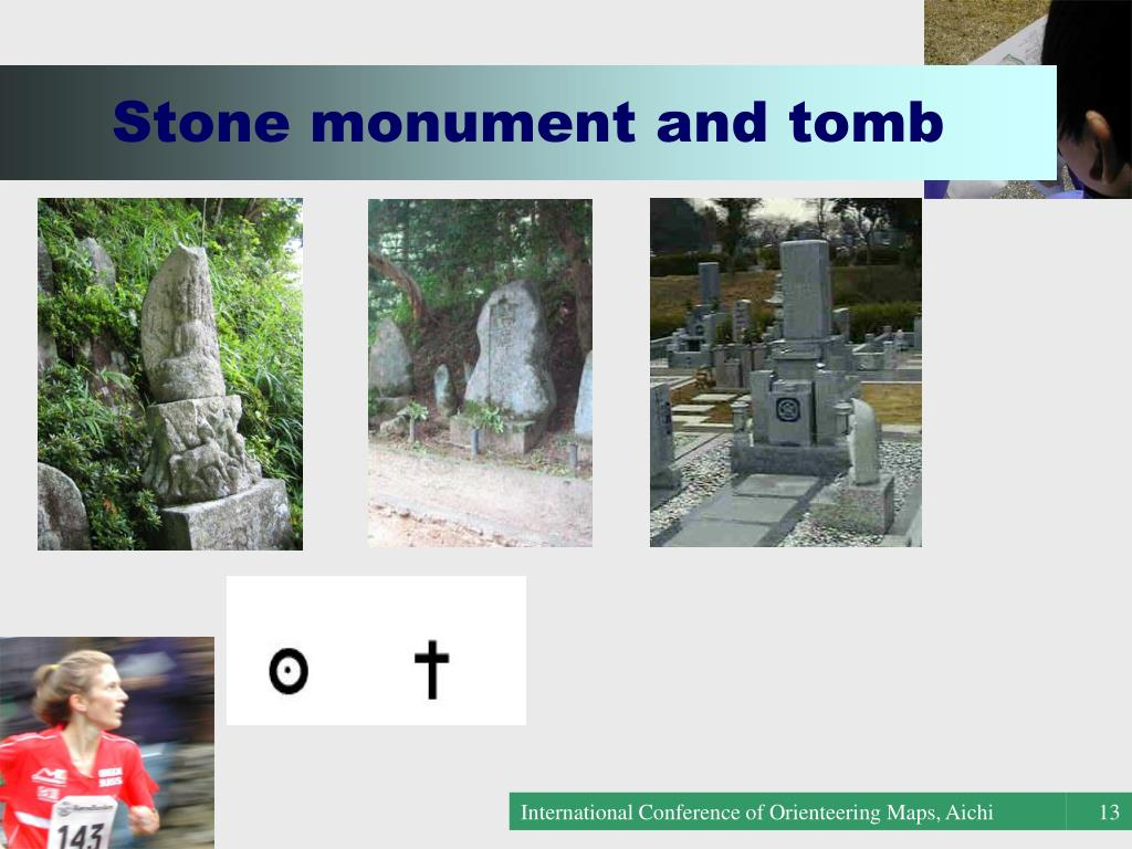 Stone monument and tomb