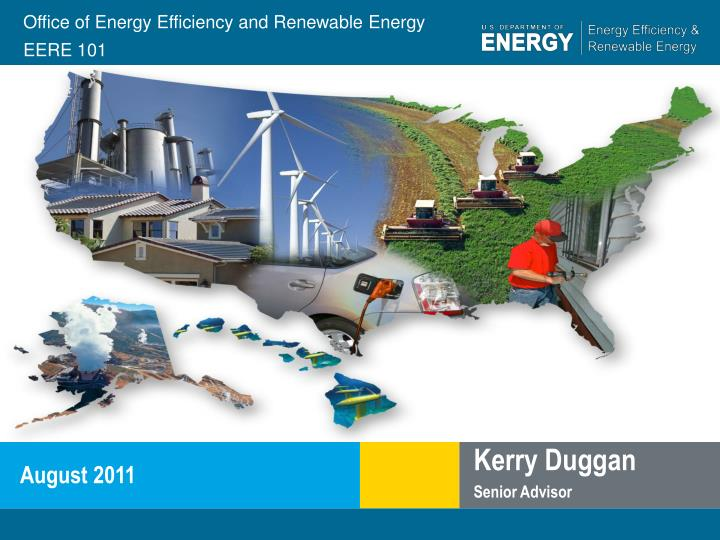 Office of Energy Efficiency and Renewable Energy