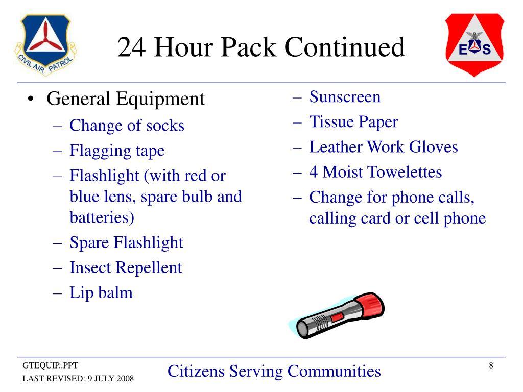 General Equipment