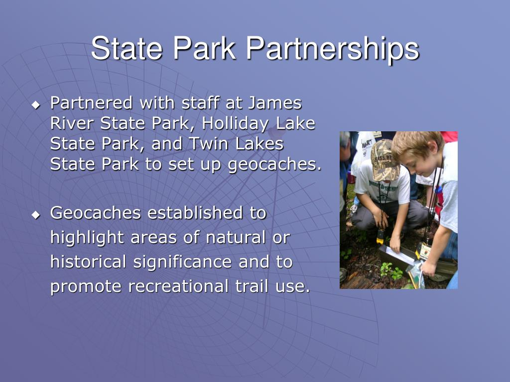 State Park Partnerships