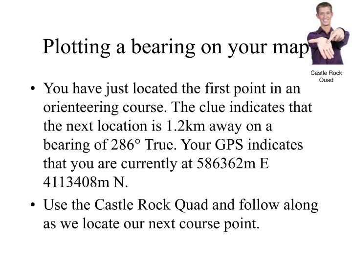 Plotting a bearing on your map l.jpg