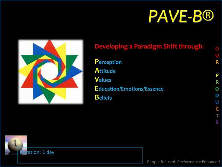 PAVE-B
