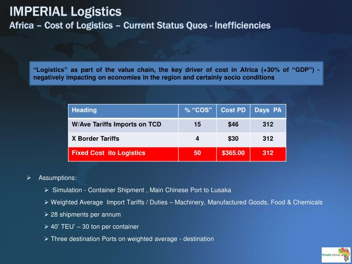 IMPERIAL Logistics