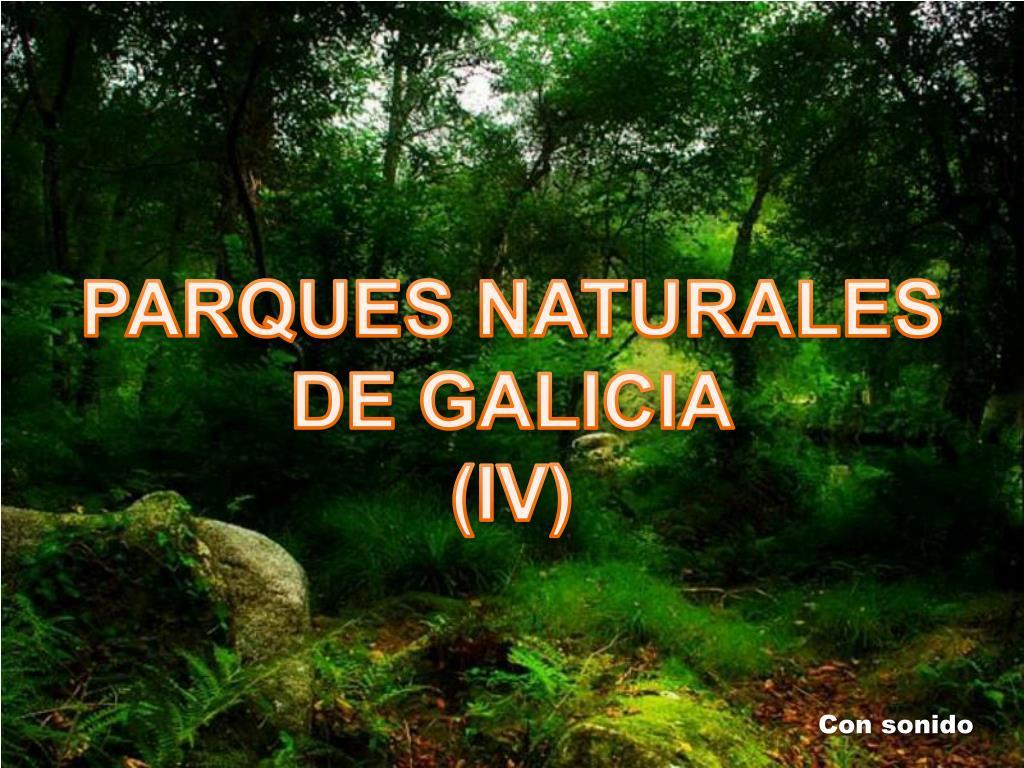 PARQUES NATURALES