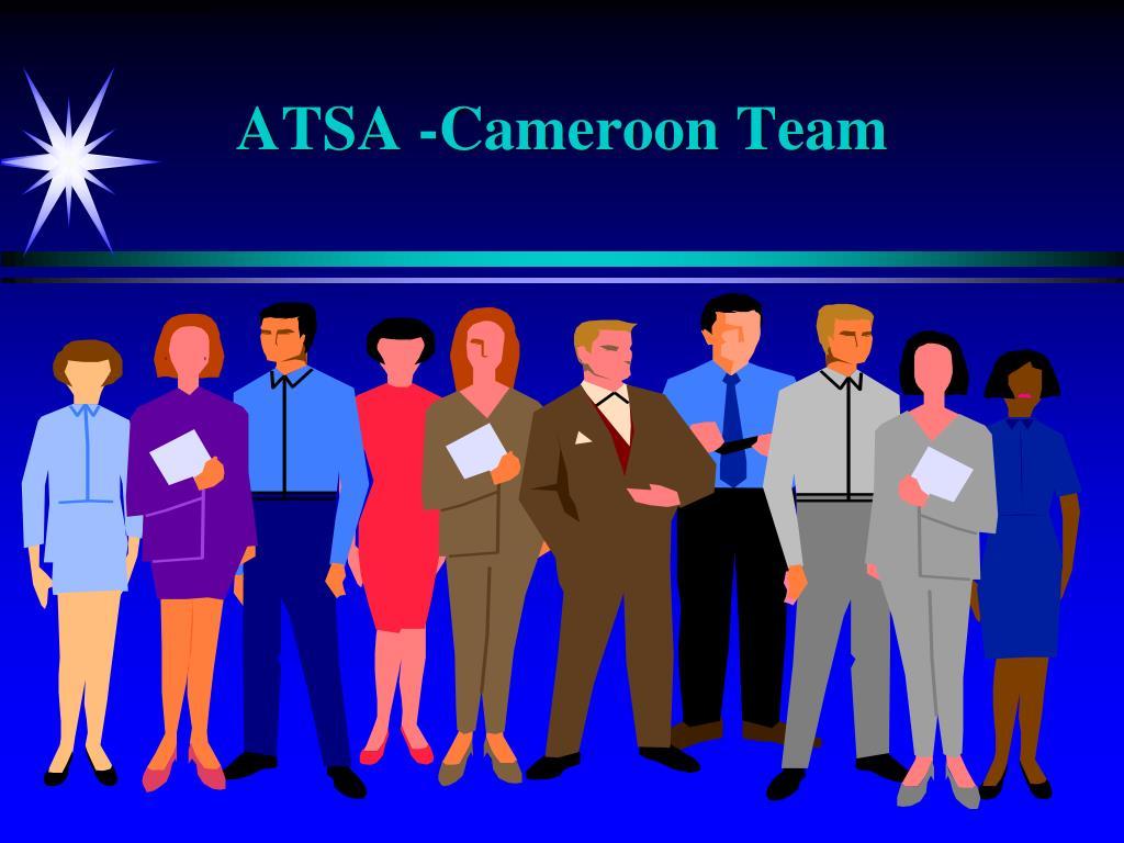 ATSA -Cameroon Team