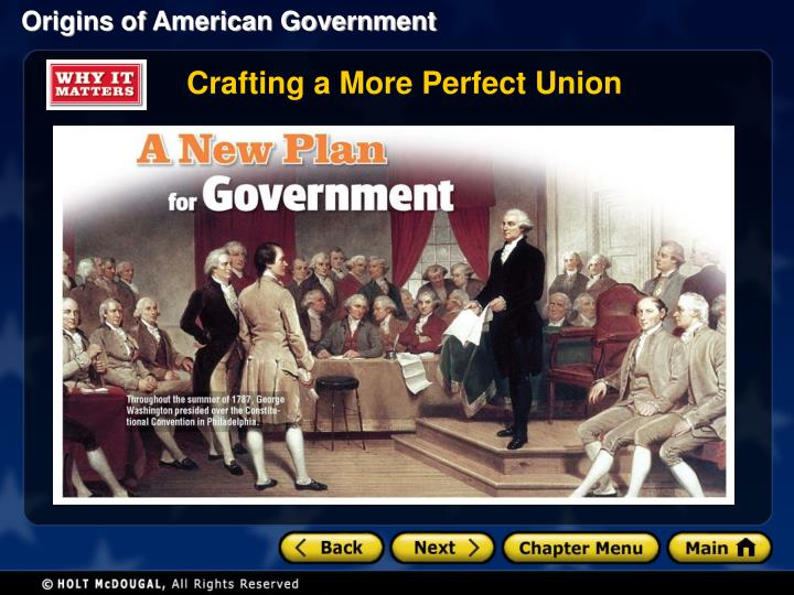 articles of confederation differ from the constitution