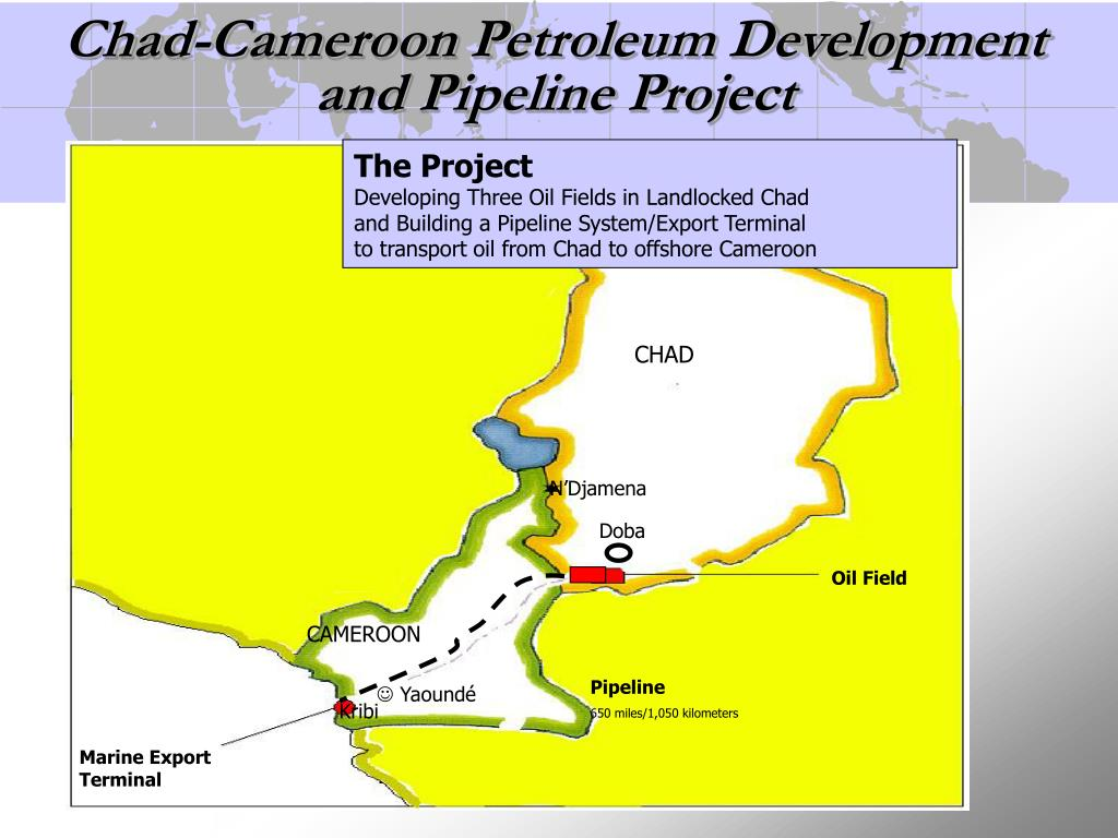 Chad-Cameroon Petroleum Development and Pipeline Project