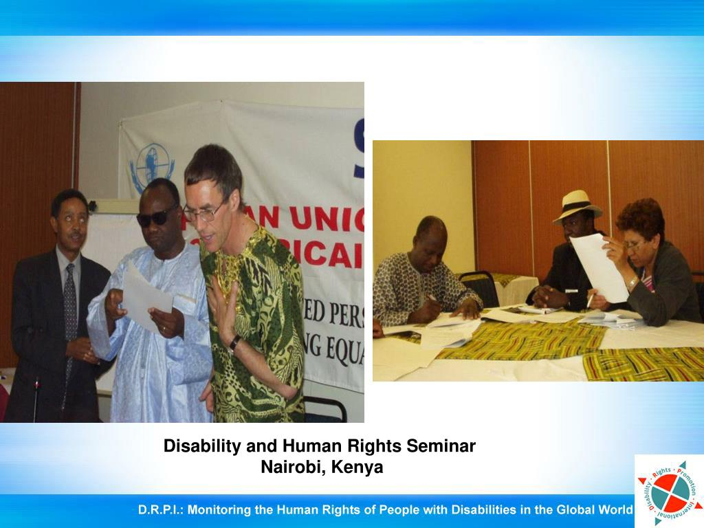 Disability and Human Rights Seminar