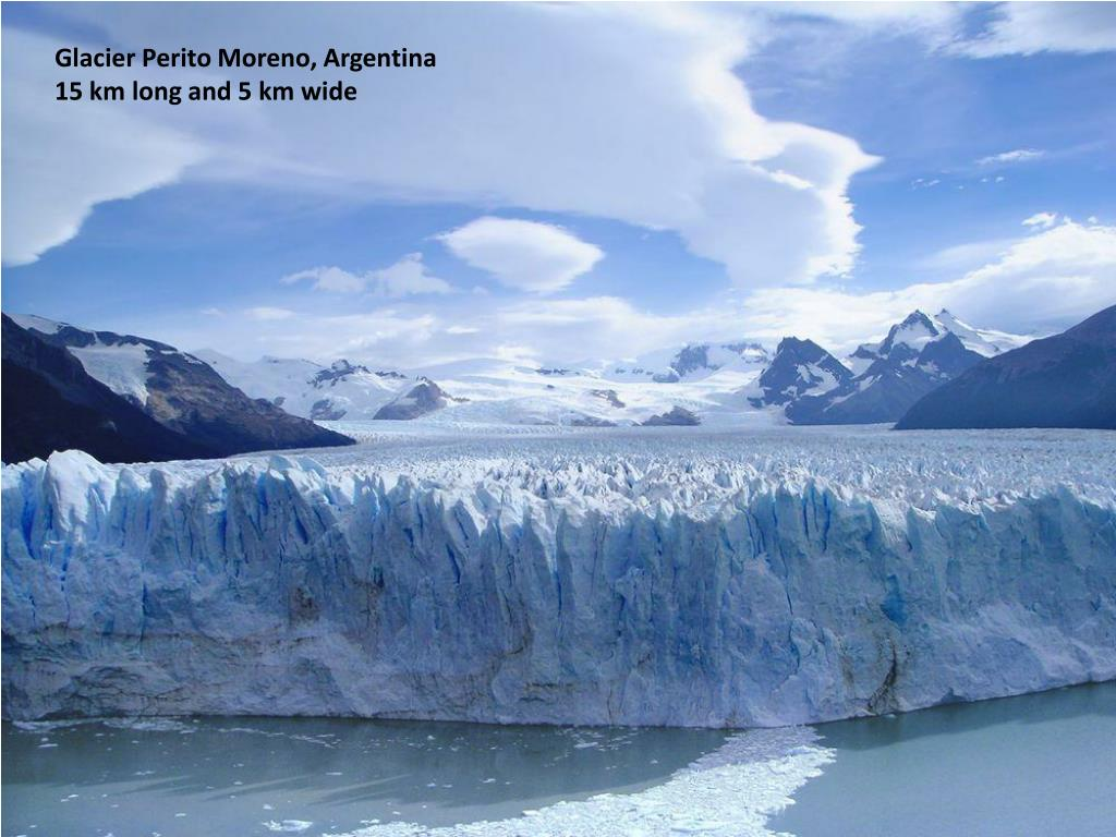 Glacier Perito Moreno, Argentina