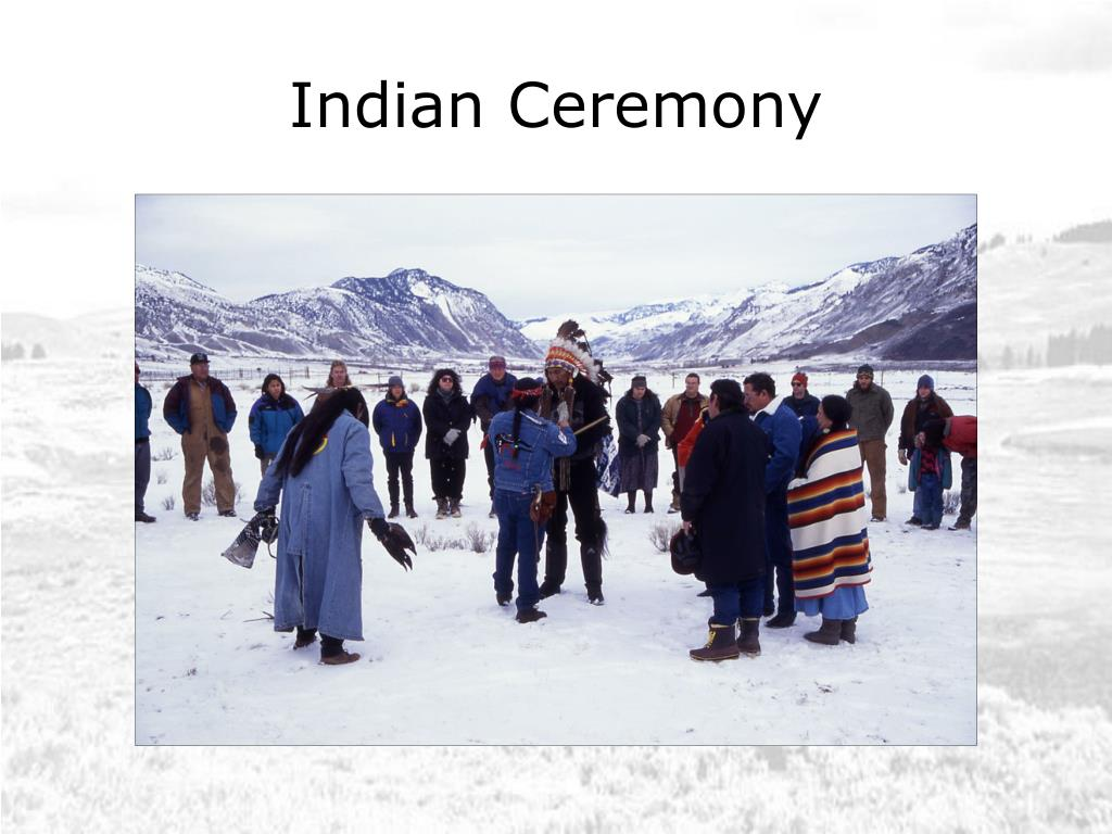 Indian Ceremony