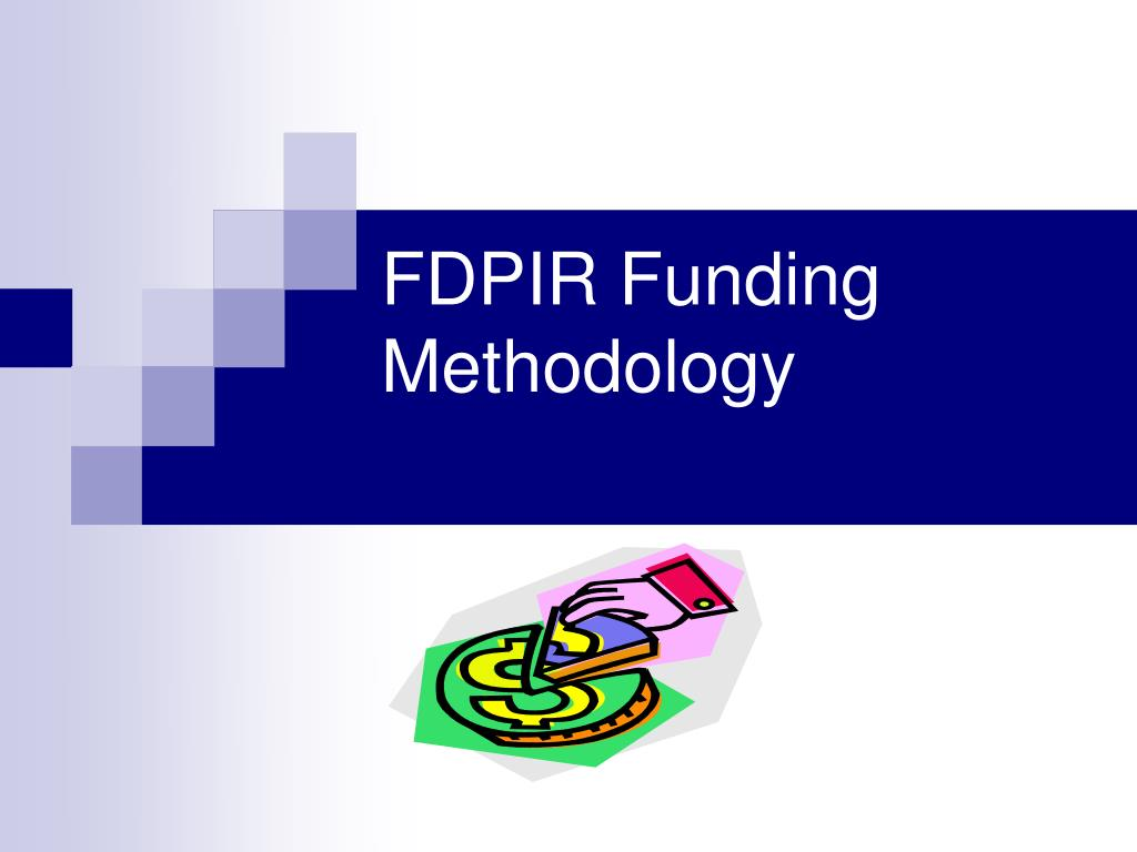 FDPIR Funding Methodology
