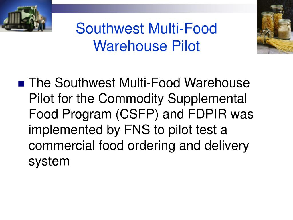 Southwest Multi-Food
