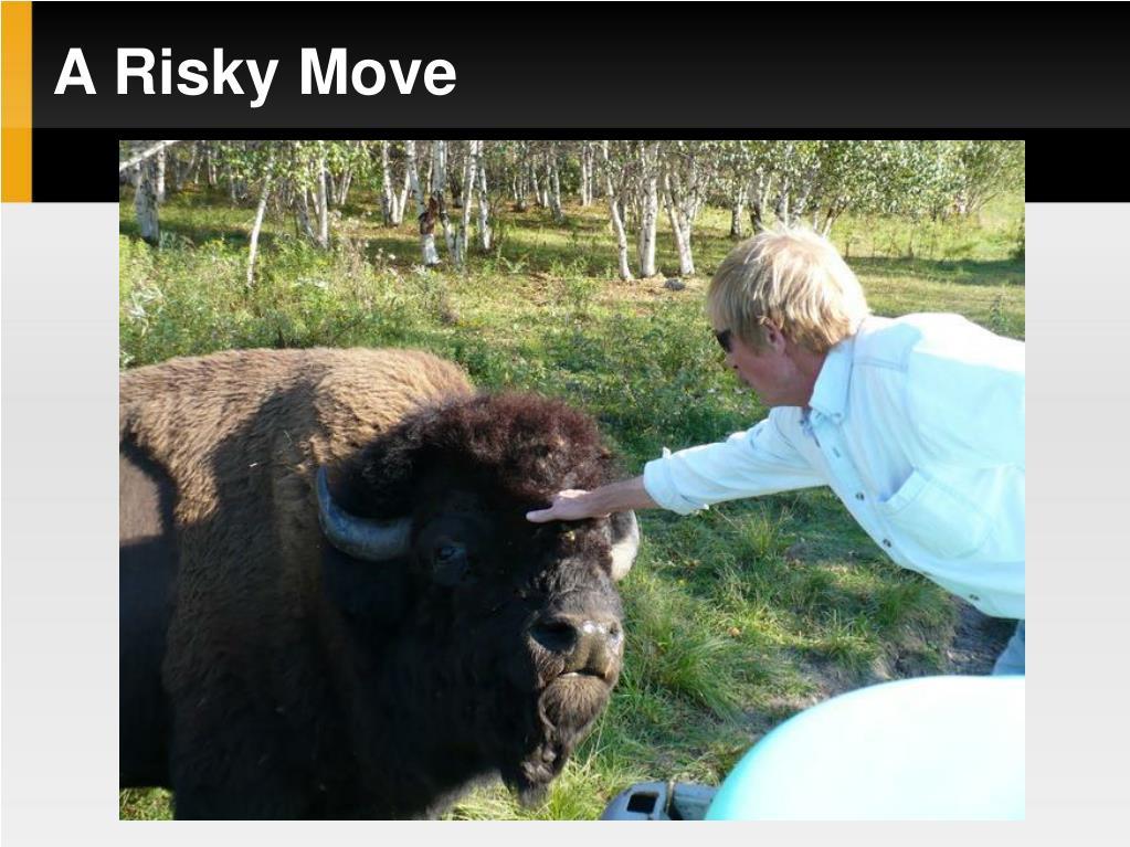 A Risky Move