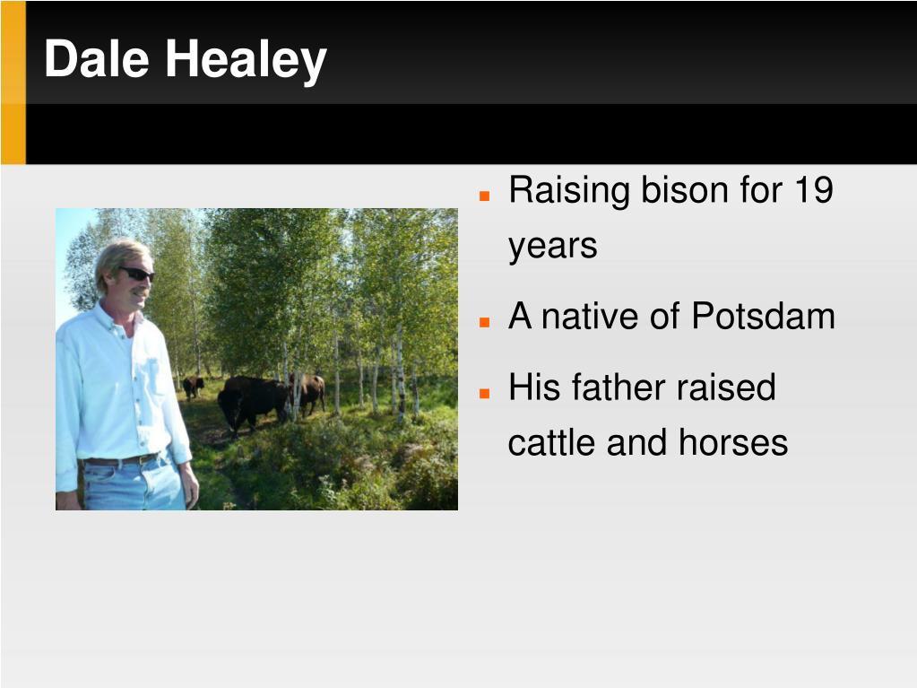 Dale Healey