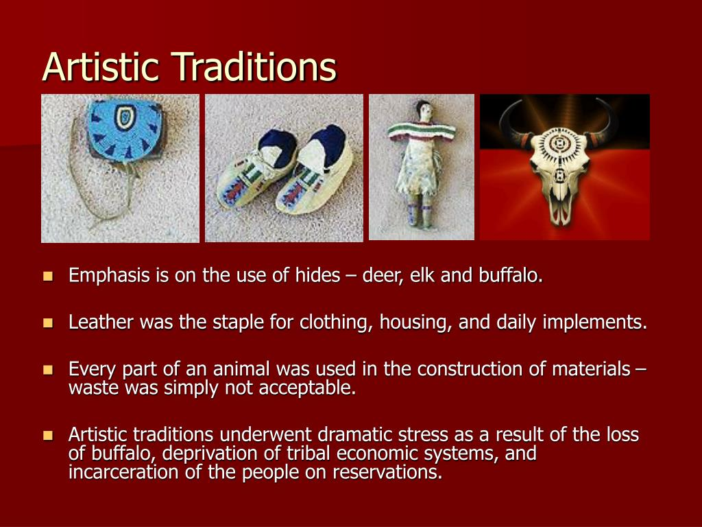 Artistic Traditions