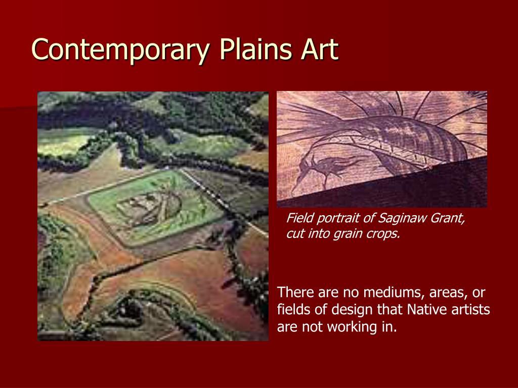 Contemporary Plains Art