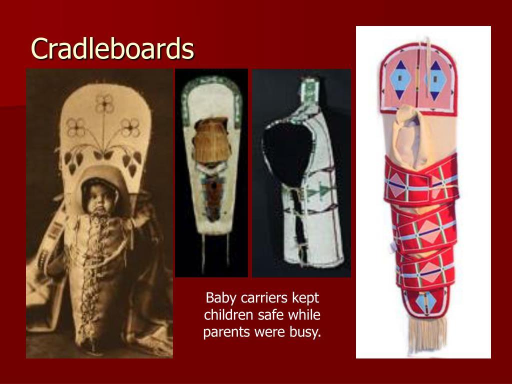 Cradleboards