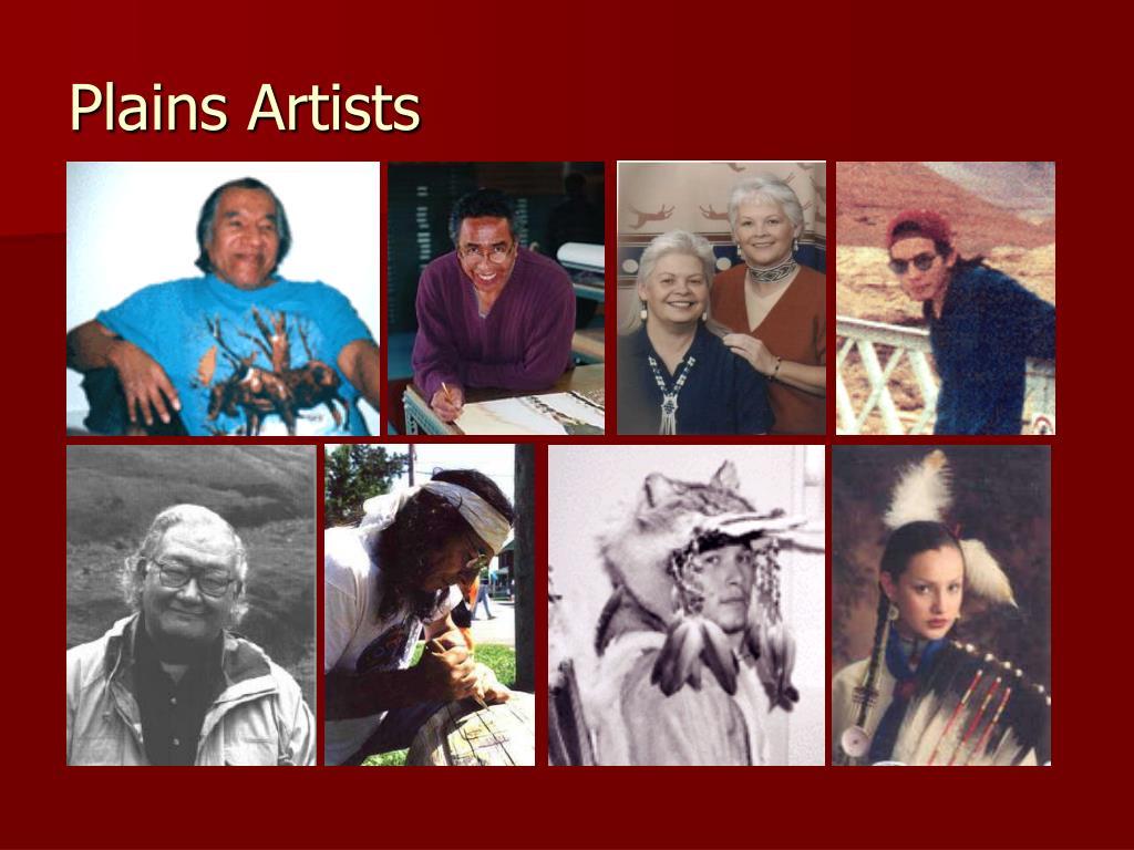 Plains Artists