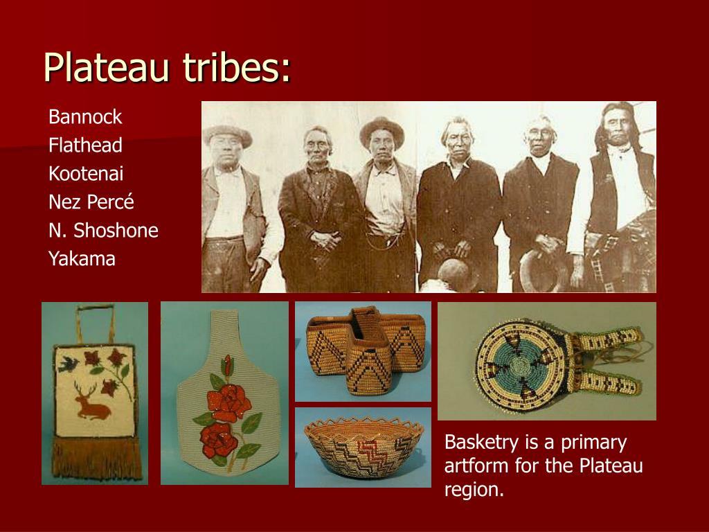 Plateau tribes: