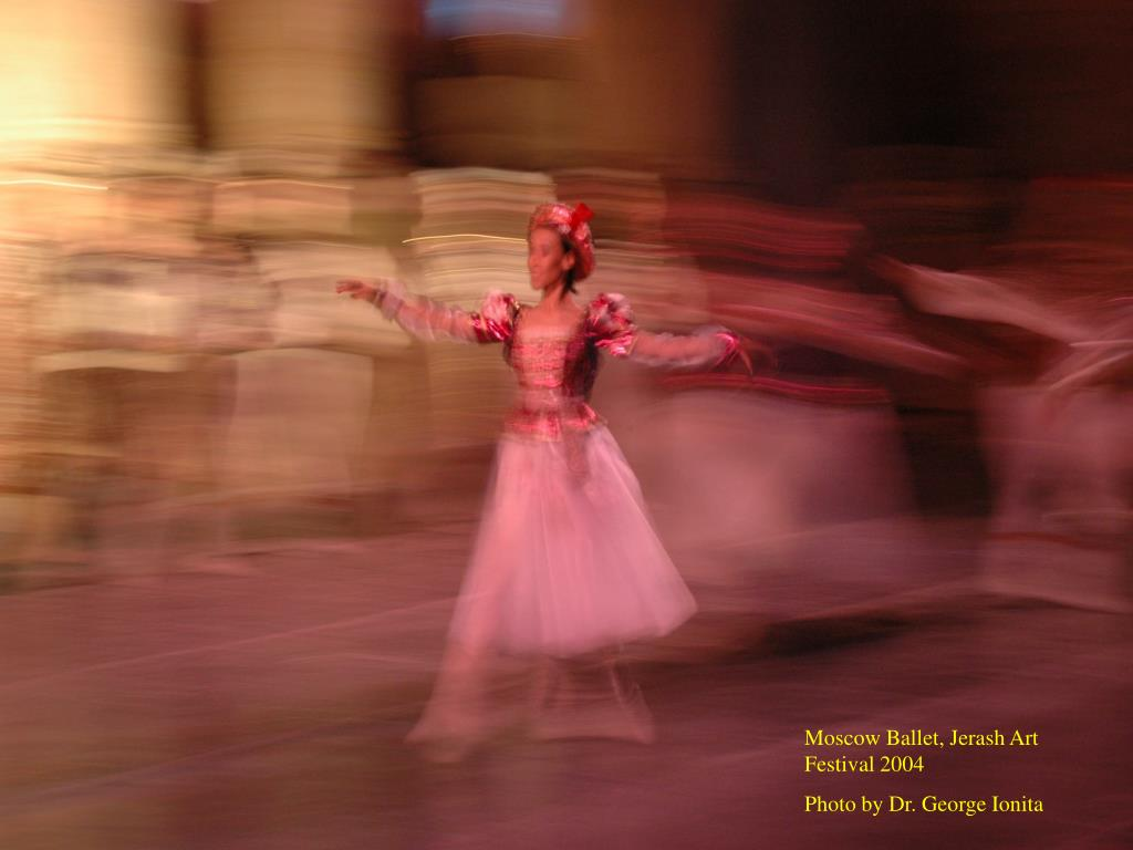 Moscow Ballet, Jerash Art Festival 2004