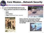 core mission network security