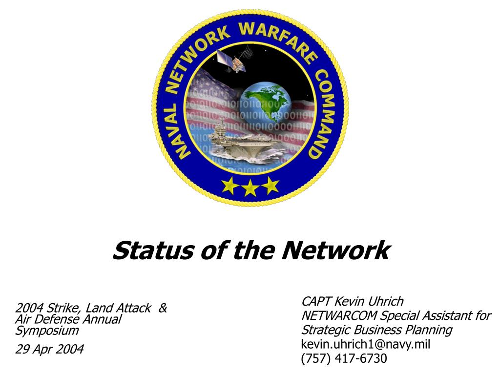 Status of the Network