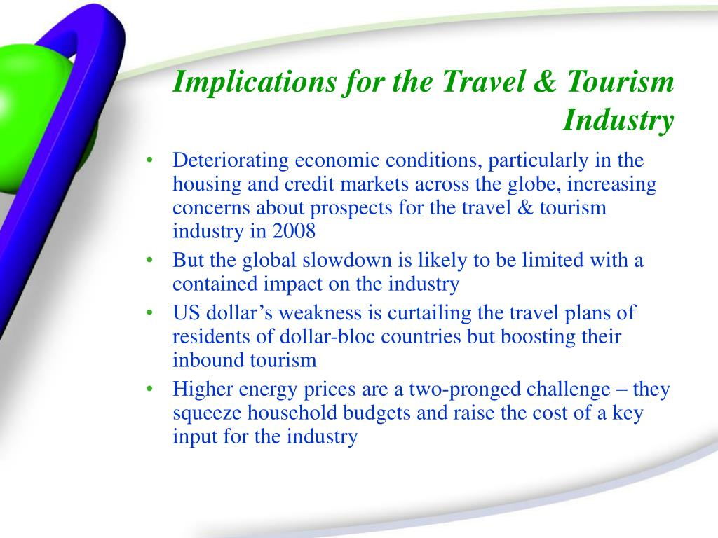 Implications for the Travel & Tourism Industry
