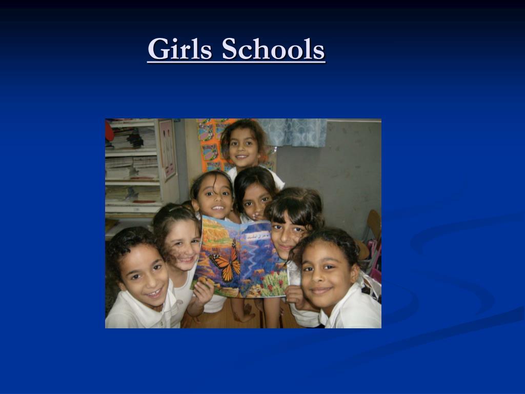 Girls Schools