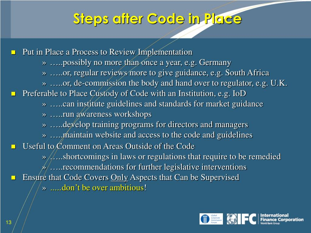 Steps after Code in Place