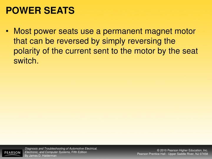 POWER SEATS