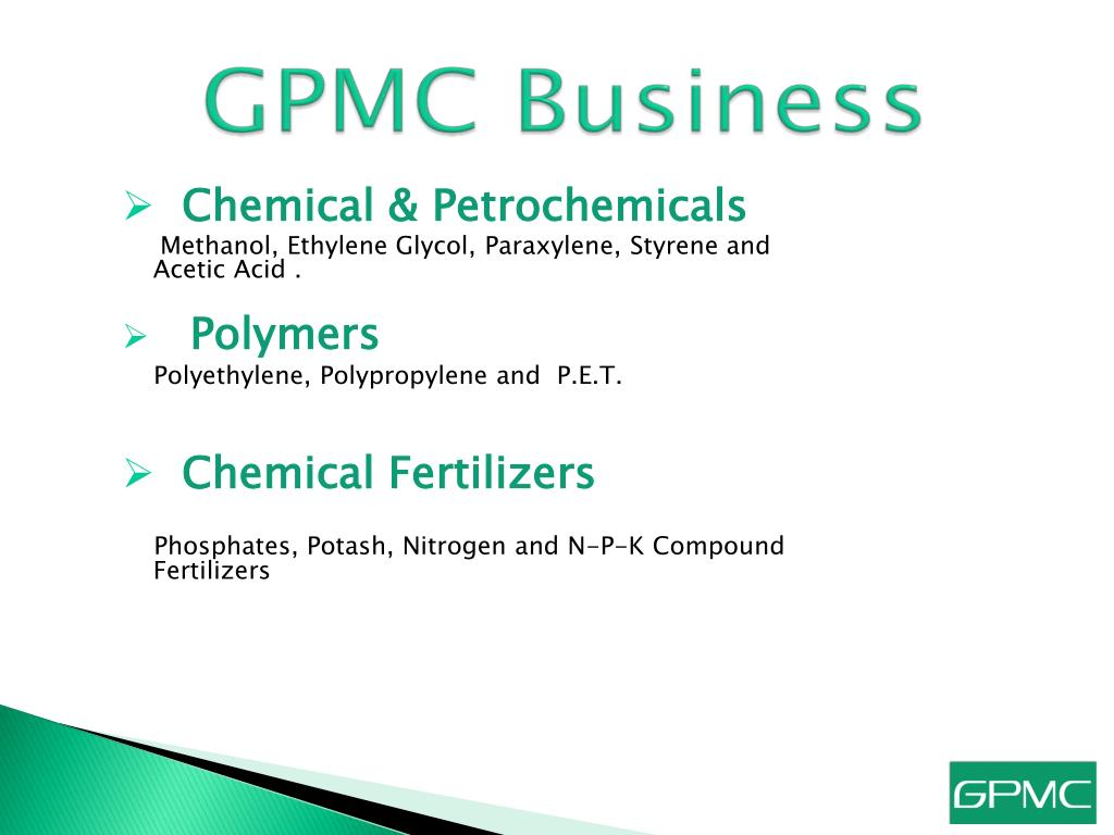 Chemical & Petrochemicals