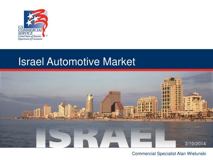 Israel automotive market l.jpg