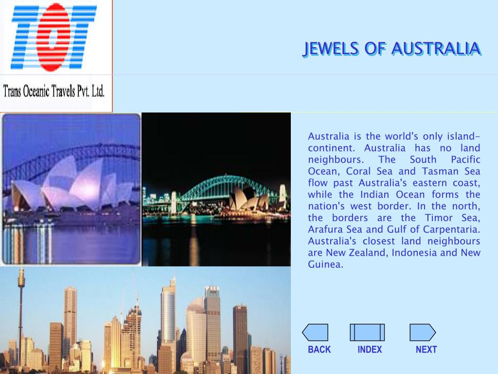 JEWELS OF AUSTRALIA