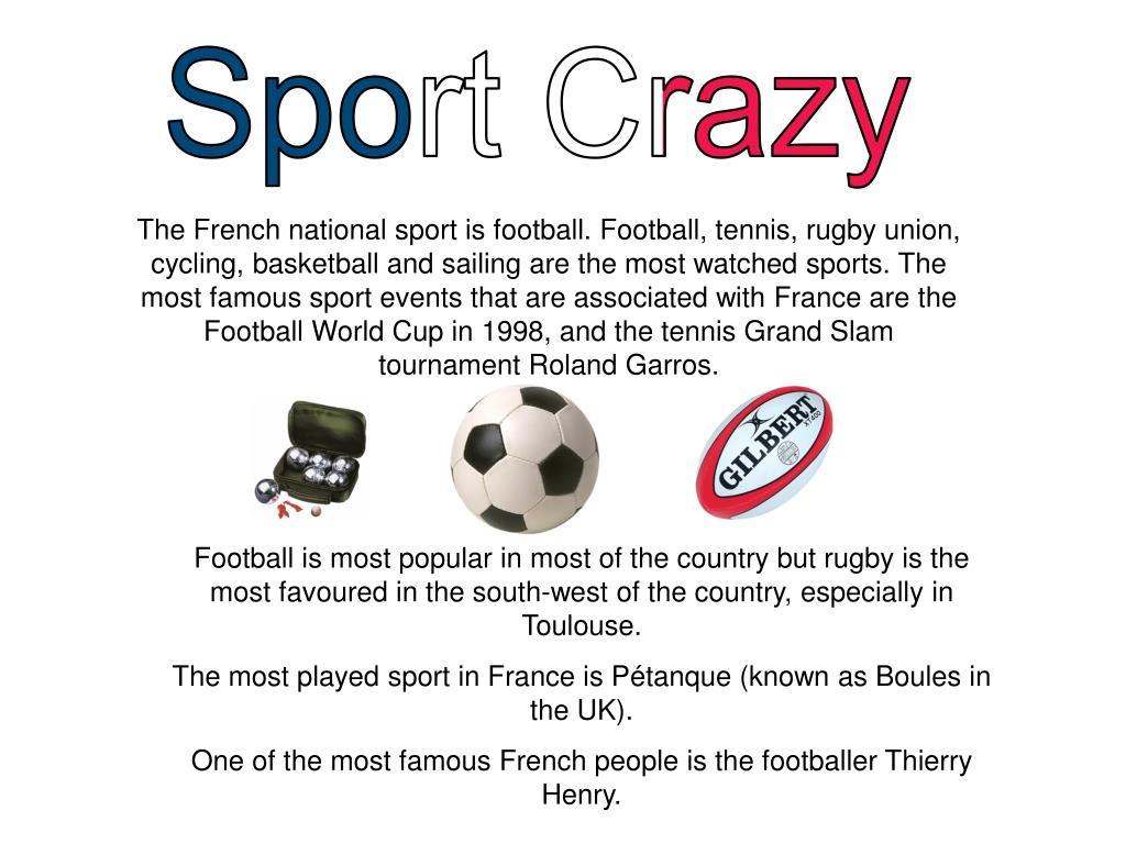 Sport Crazy
