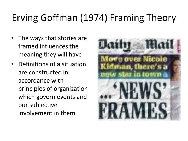A Biography Of Erving Manual Goffman The Czar Of Human Interaction