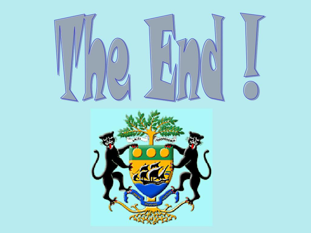 The End !