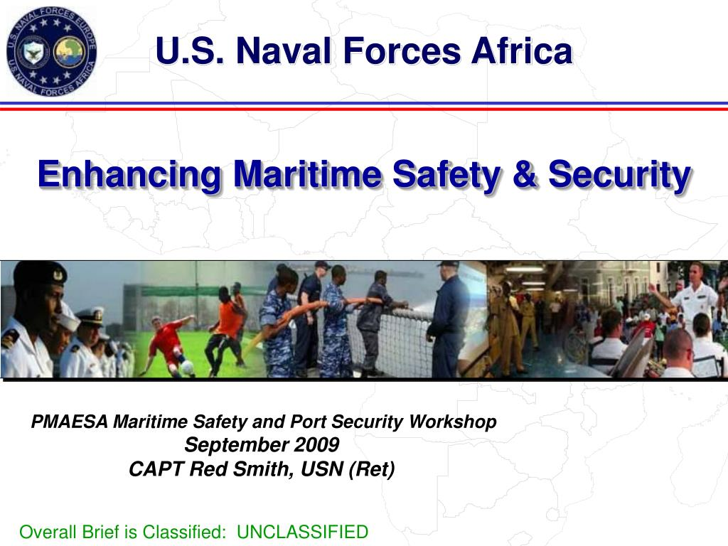 U.S. Naval Forces Africa