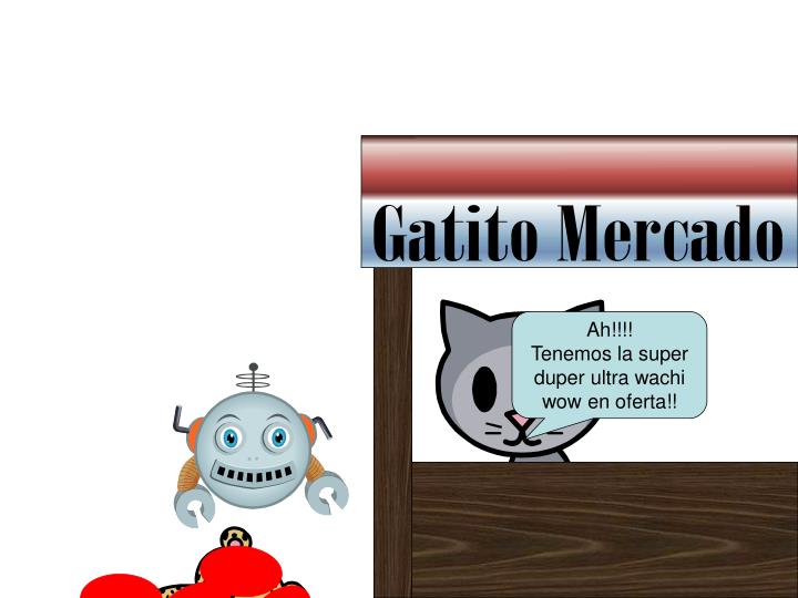 Gatito Mercado
