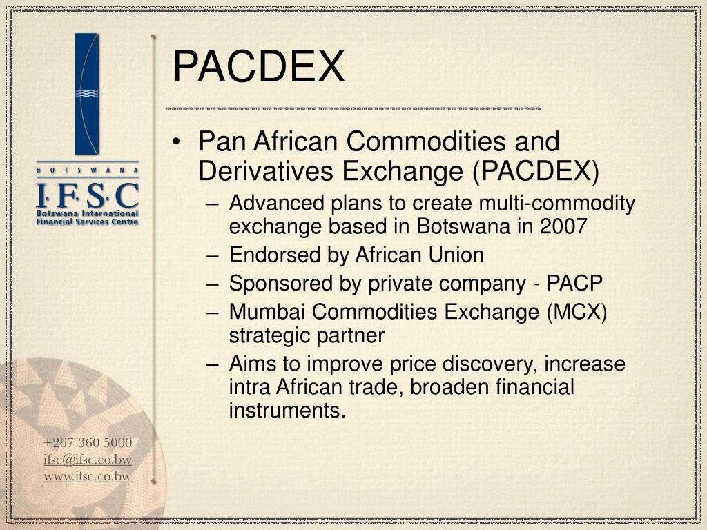 PACDEX