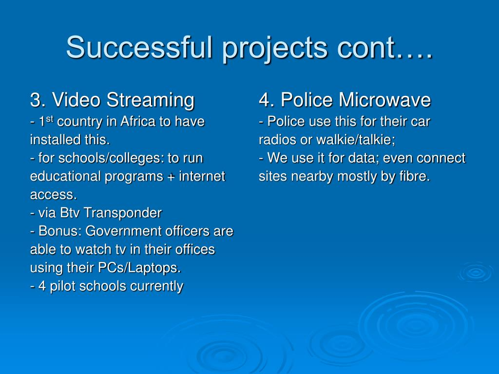 3. Video Streaming