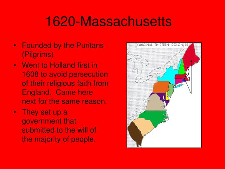 1620-Massachusetts