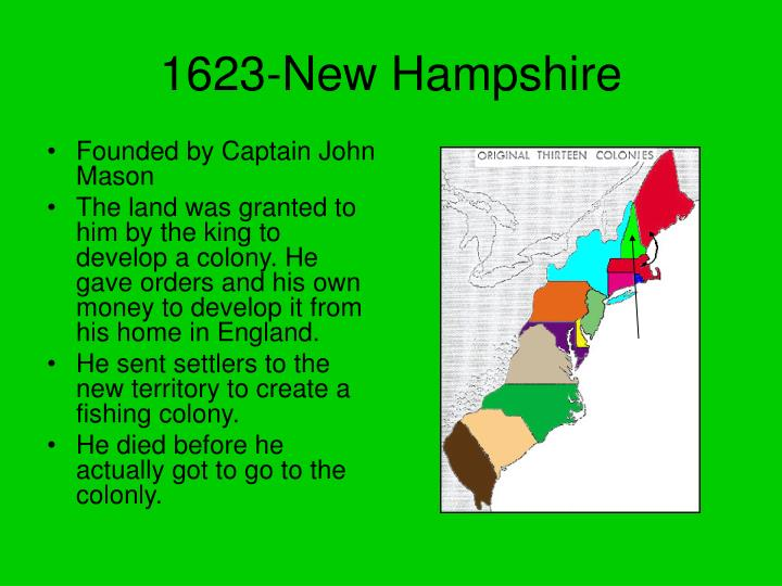 1623-New Hampshire