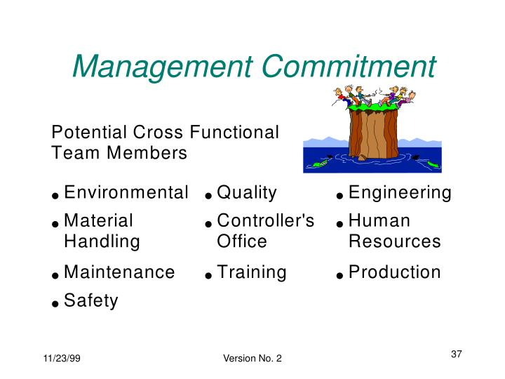 Management Commitment
