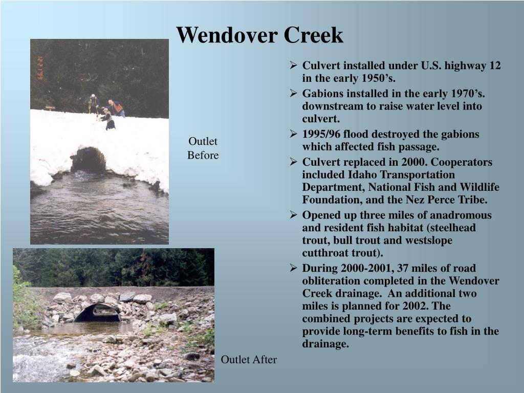 Wendover Creek