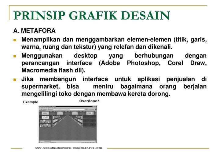 PRINSIP GRAFIK DESAIN