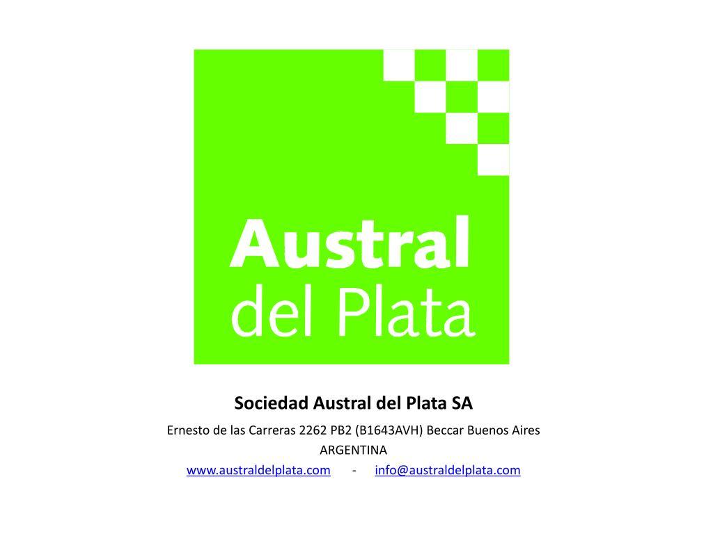 Sociedad Austral del Plata SA